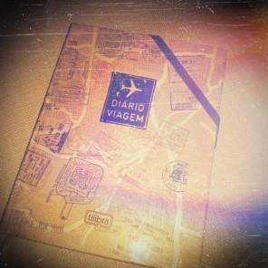 Diario de Viagem Tilibra