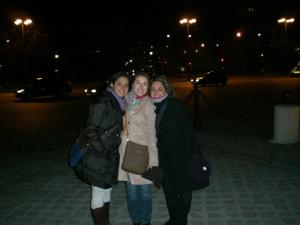 Girls em Paris