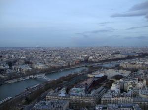 Torre Eiffel vista