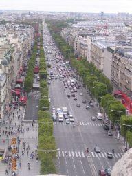 Vista Champs Eysées