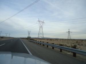 Las Vegas - estrada