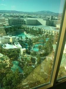 Las Vegas - Piscina