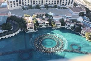 Las Vegas - Fontes Bellagio